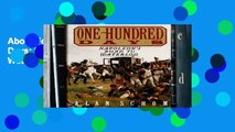 About For Books  One Hundred Days: Napoleon s Road to Waterloo  Any Format