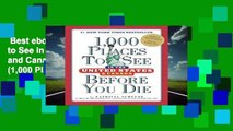 Best ebook  1,000 Places to See in the United States and Canada Before You Die (1,000 Places to