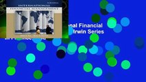 New Releases International Financial Management (Mcgraw-hill/Irwin Series in Finance, Insurance,