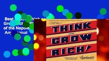 Best ebook  Think and Grow Rich (Official Publication of the Napoleon Hill Foundation)  Any Format
