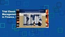 Trial Ebook  International Financial Management (Mcgraw-hill/Irwin Series in Finance, Insurance,