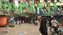 خبرهای مهم جهان در ستودیوی آزادی عمران خان پیش از اعلان رسمی نتایج انتخابات پارلمانی پاکستان پیروزی حزب خود را اعلان کرد، وزیر خارجهء امریکا میگوید کوریای شمال