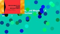 Best ebook  Megawatts and Megatons: A Turning Point in the Nuclear Age?  Unlimited