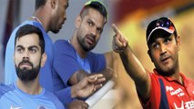 Asia Cup 2018:  Virender Sehwag advices Team India not to play in Asia Cup | वनइंडिया हिंदी