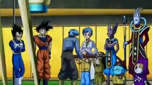 Dragonball Super: Goku, Vegeta, Future Trunks & Bulma Travel to the Future(English Dub)