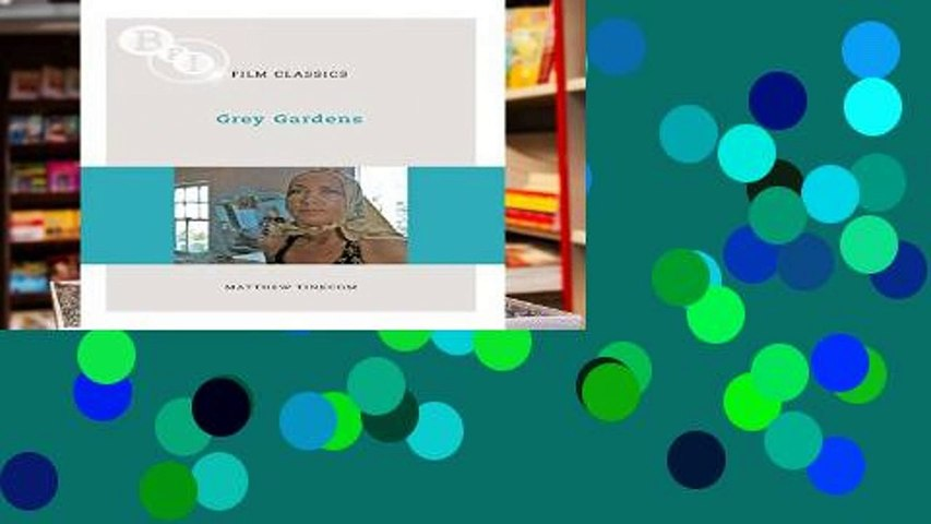 Open Ebook Grey Gardens (BFI Film Classics) online