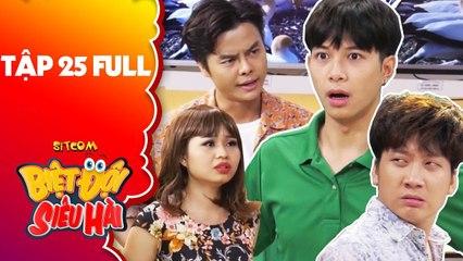 Biệt đội siêu hài Tập 25 full Anh Tú, Phát La hóa giang hồ hổ báo đòi nợ Võ Minh Lâm, Lê Lộc