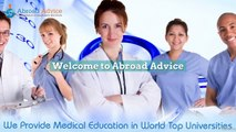 Study MBBS In Abroad with help of Abroad Advice
