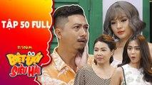 Biệt đội siêu hài - Tập 50 full- Hứa Minh Đạt bị Phương Trinh Jolie 'tán sấp mặt' vì tội 'biến thái'