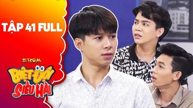Biệt đội siêu hài-Tập 41 full- Anh Tú khiến Tuấn Kiệt, Hồng Thanh -xanh mặt- với sự thật kinh hoàng