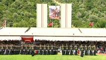 TBMM Başkanı Yıldırım, Milli Savunma Üniversitesi mezuniyet törenine katıldı - İZMİR