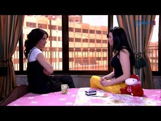 ليلى اقنعت ميديا برأيها حول الموضة  -  نسرين طافش  -  جيني اسبر -  صبايا  -  الموسم الاول