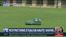 Pas d'arrosage, pas de piscine... la Haute-Savoie contrainte à des restrictions d'eau