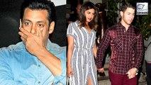 Priyanka Chopra Walks Out Of Salman Khan's Bharat For Nick Jonas?