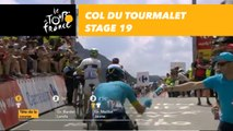 Col du Tourmalet - Étape 19 / Stage 19 - Tour de France 2018
