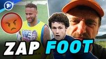 Zap Foot : Neymar mauvais joueur, Jeff Tuche invite Pavard