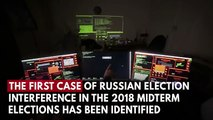 Claire McCaskill Identifies First Case Of Russian Election Interference In The Midterm Elections