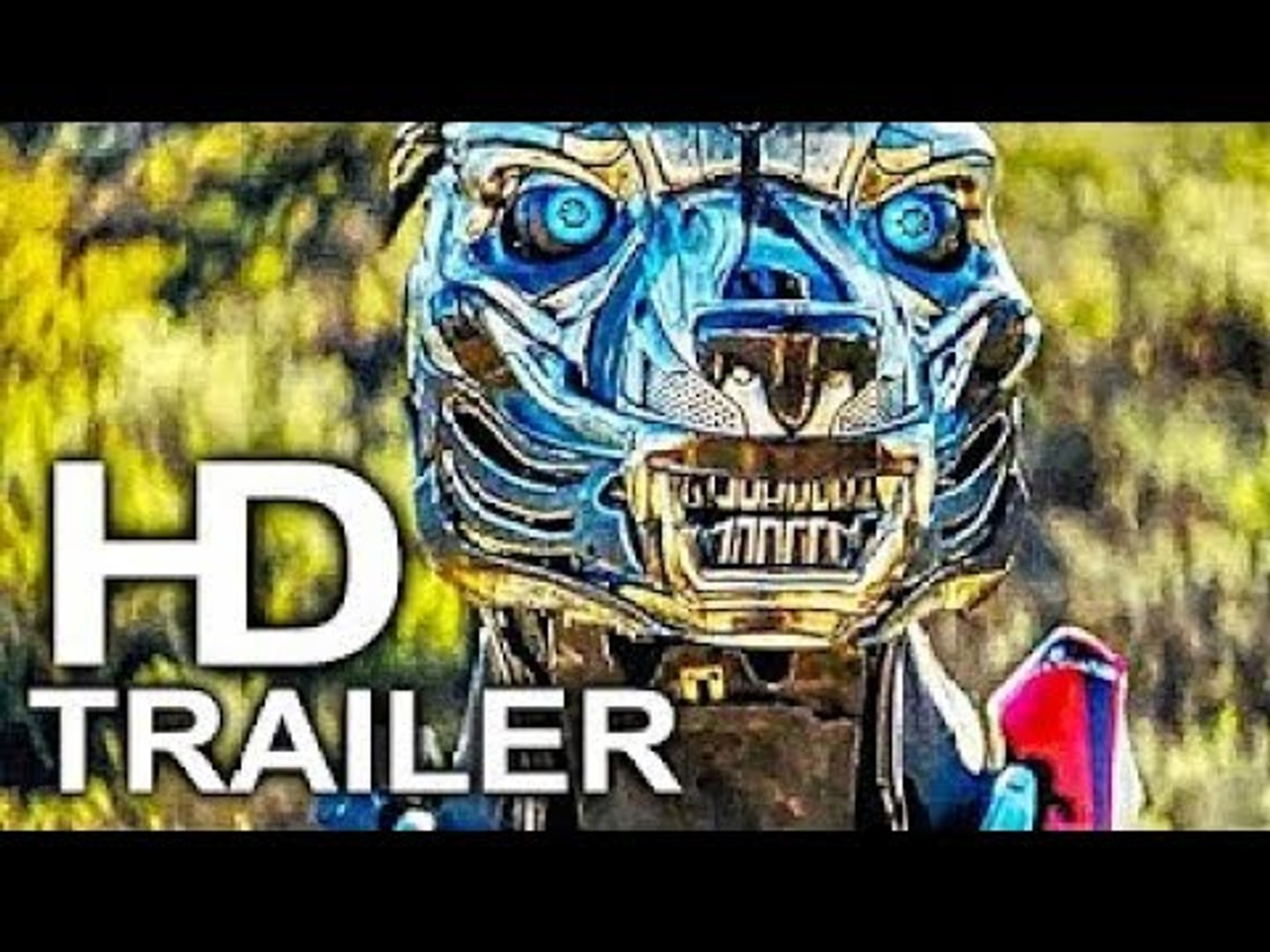 Axl Movie 2018 axl (first look - official trailer) new 2018 robot dog sci-fi movie hd