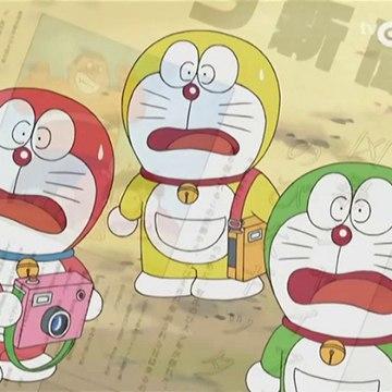 Doraemon - Os Minidoras reporteiros