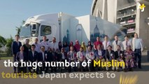 Tokyo will host many Muslim tourists for the 2020 Olympics, but it doesn't have enough mosques. Could a mobile mosque be the solution?
