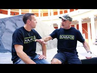 Karate Combat: Olympus - Bas Rutten and Sean Wheelock