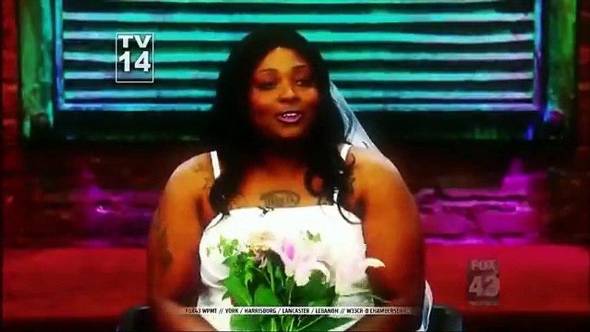 Jerry Springer Show 2018 - 07 19 Lesbian Wedding Crashed