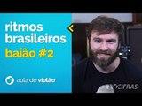 RITMOS BRASILEIROS - BAIÃO #2 (modos)