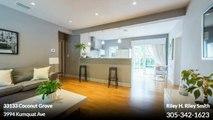 Single Family For Sale: 3994 Kumquat Ave Coconut Grove,  $550000