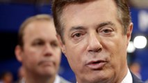 Names Of Manafort Trial Witnesses Released