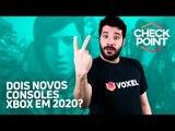 RUMOR DE DOIS CONSOLES XBOX EM 2020, GAMEPLAY DE NOVO TOMB RAIDER E THE ELDER SCROLLS 6 - Checkpoint