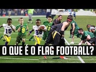 O que é o FLAG FOOTBALL?