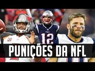 As Punições de Jogadores da NFL e o Caso Deflategate