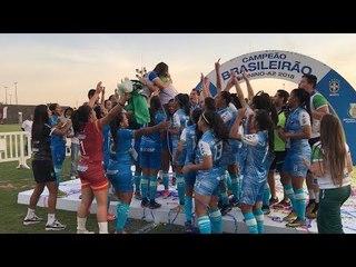 Minas Icesp-DF é campeão do Campeonato Brasileiro Feminino A-2