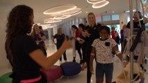 Une journée avec les filles à Miami