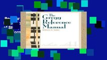 Popular Book  The Gregg Reference Manual: A Manual of Style, Grammar, Usage, and Formatting