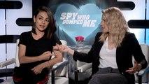"""Kate McKinnon To Mila Kunis: """"Honey I Hear It, Girlfriend Speak"""""""