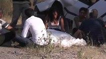 Başkentte Trafik Kazaları: 1 Ölü, 5 Yaralı