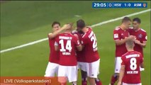 Hamburger SV vs AS Monaco 3-1 All Goals & Highlights 28/07/2018