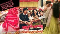Shivangi Joshi and Mohsin Khan's Dance at Yeh Rishta Kya Kehlata Hai Party goes viral । FilmiBeat