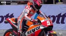 "Buriram MotoGP Official Thai Test Day 02 "" Marc Marquez & Dani Pedrosa Best Battle """