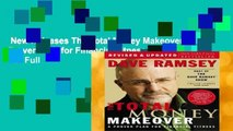 New Releases The Total Money Makeover: A Proven Plan for Financial Fitness  For Full