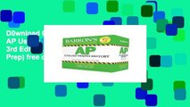 D0wnload Online Barron s AP Us History Flash Cards, 3rd Edition (Barrons Test Prep) free of charge
