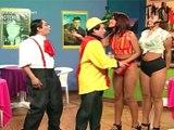 Machucao En Risas y Salsa Le Dice Su Canción Criolla Para Las Jugadoras