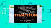 Best ebook  Traction: Get a Grip on Your Business  For Full