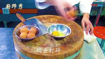 [Chinese dishes] Today made a home cooking fried eggs, tomatoes child to eat two bowls of rice