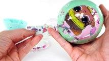LOL Surprise Dolls Glitter Series, LOL Pets _ Surprise Toys Unboxing _ DCTC Amy Jo