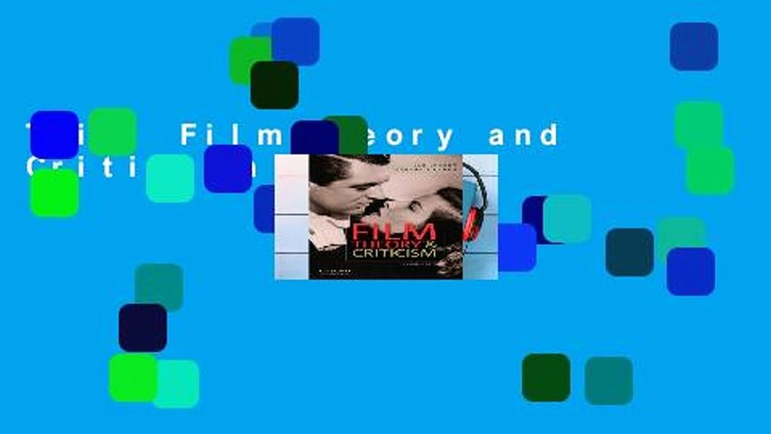 Trial Film Theory and Criticism Ebook