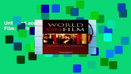 Unlimited acces World on Film: An Introduction Book