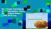 Get Ebooks Trial Edexcel GCSE (9-1) Mathematics: Higher Student Book (Edexcel GCSE Maths 2015) any