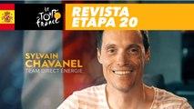 Revista: Sylvain Chavanel, ultimo Tour - Etapa 20 - Tour de France 2018
